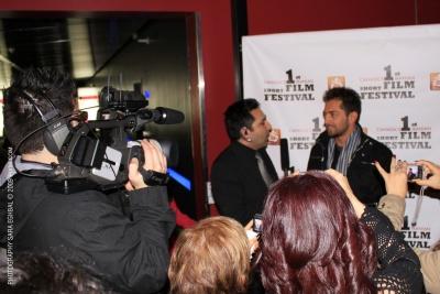 عکسهای مهناز افشار، بهرام رادان، حامد بهداد جشنواره فیلمهای کوتاه ایرانی در کانادا Www.Pix98.CoM